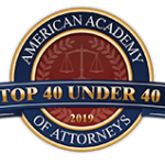 Han Law Group LLC, American Academy of Attorneys Top 40 under 40