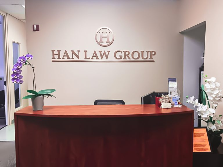 Han Law Group LLC Office